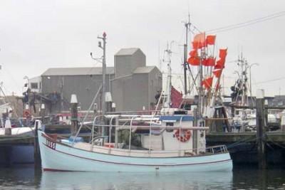 RU 55 –  MARIE – ©FiskerForum - Foto: FiskerForum