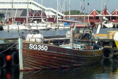 SG 90350 –  SVANEN – ©FiskerForum - Foto: FiskerForum