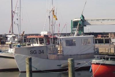 SG 34 –  EMIL – ©FiskerForum - Foto: FiskerForum