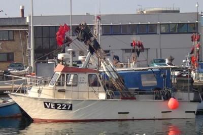VE 227 –  HANNE – ©FiskerForum - Foto: FiskerForum