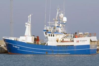 VA 90LS –  Nesebuen – ©FiskerForum - Foto: FiskerForum