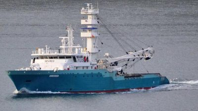 New purse seiner for French fleet