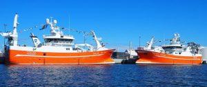 Swedish pelagic pair christened at Skagen