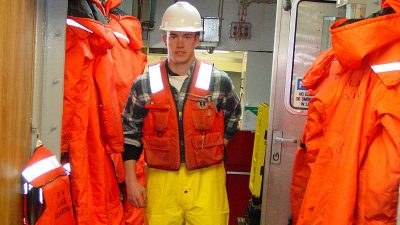 New fishing vessel working conditions law in force