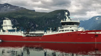 ABB wins sustainable live fish carrier hybrid power order