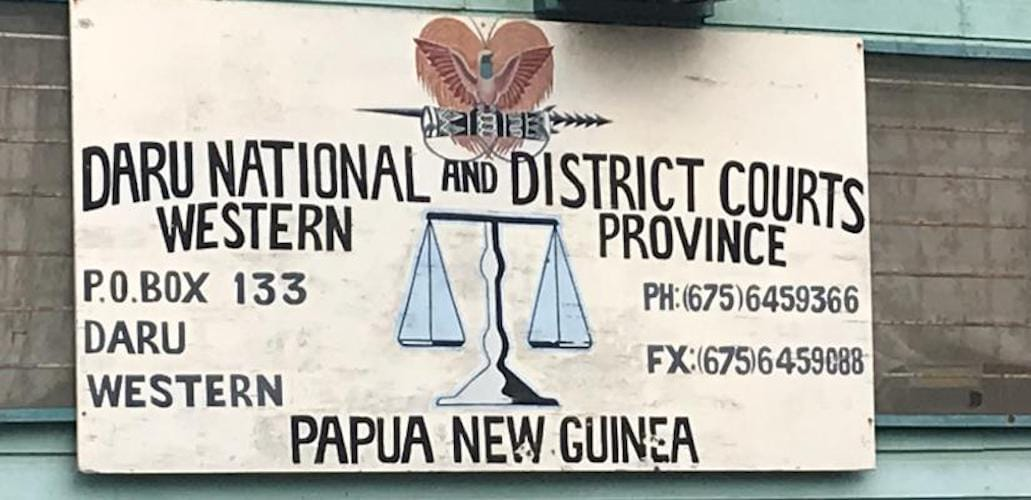 Papua New Guinea hands down fines for illegal fishing in Australian waters
