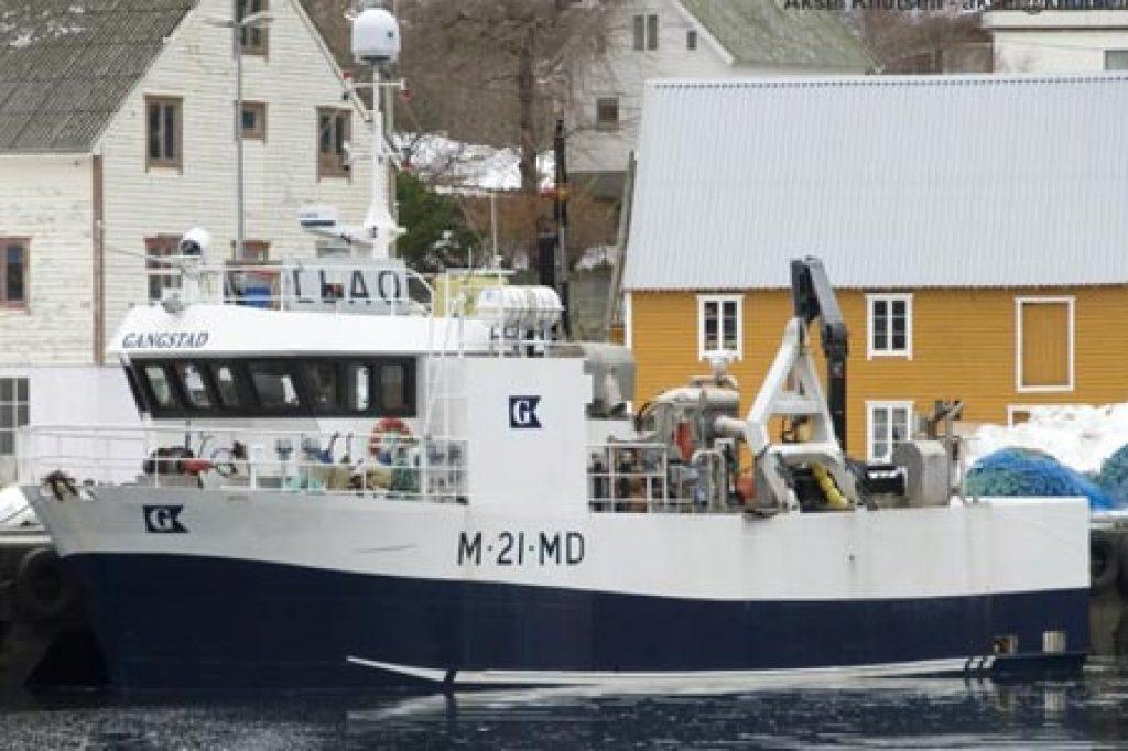 M 21MD – Gangstad – ©FiskerForum - Foto: AKnut