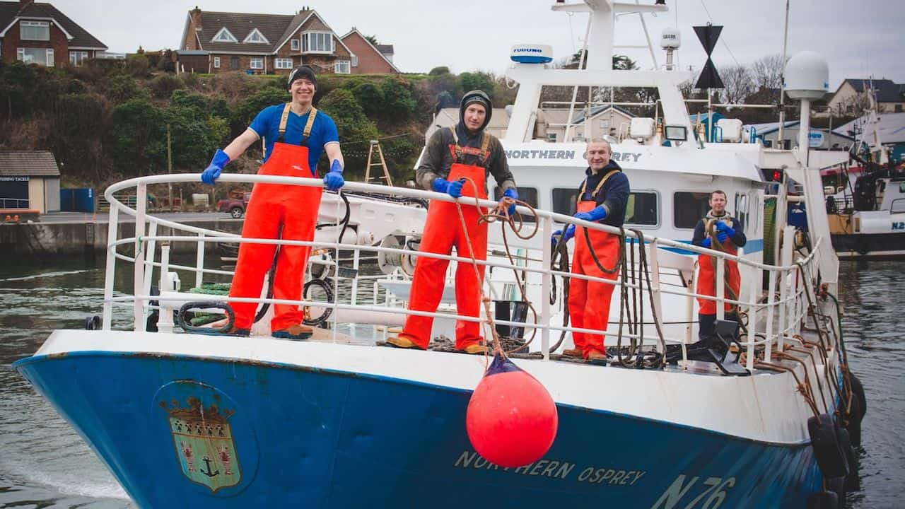 NI fishermen lose in Brexit quota shareout