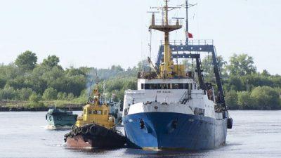 Arkhangelsk Trawl Fleet MSC certified