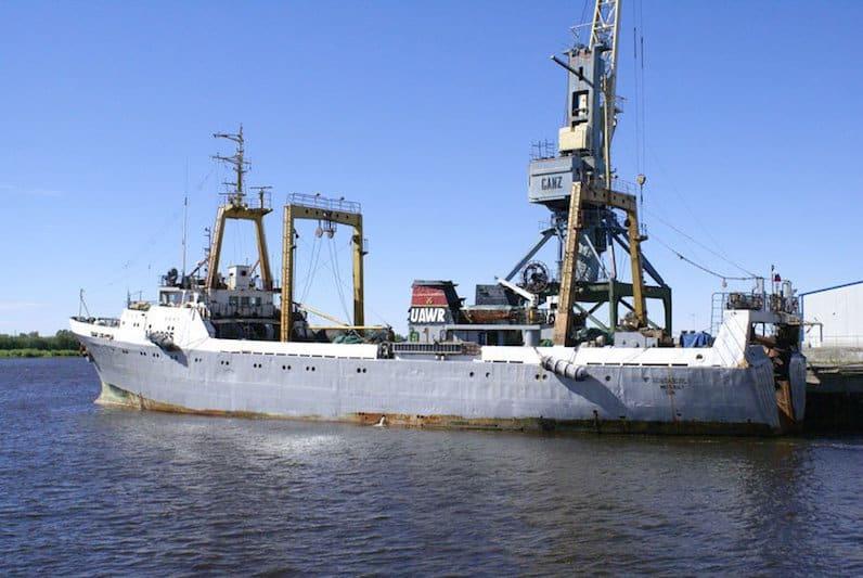 Vyborg Shipyard builds for ATF