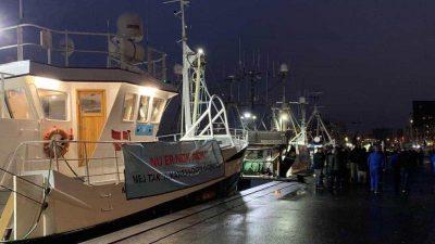 Enough is enough, say Danish fishermen