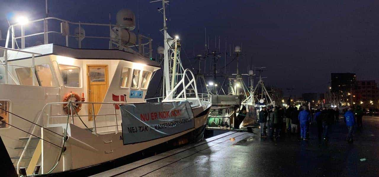 Read more about the article Enough is enough, say Danish fishermen