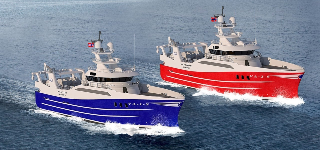 Seiner pair for Norwegian company