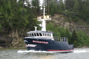 Making it Big With the 58-foot Alaskan Limit. Photo: Fred Wahl Marine Construction