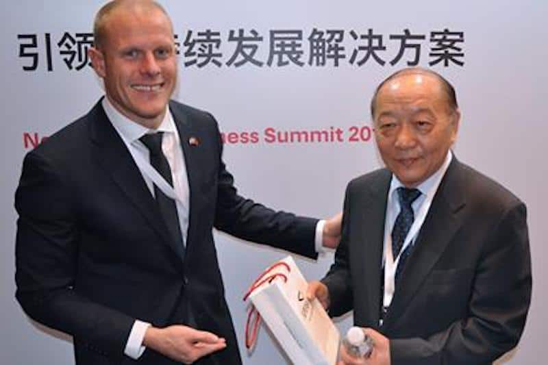 Aker BioMarine to build support vessel in China