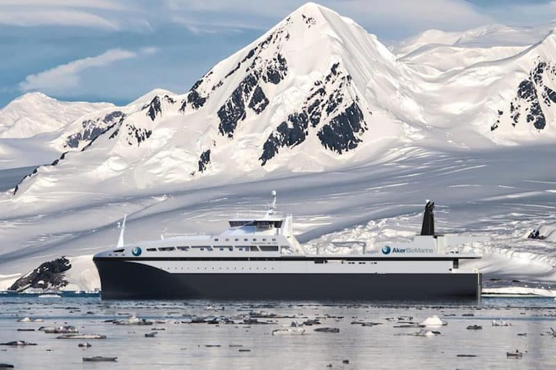 Aker BioMarine orders new krill catcher
