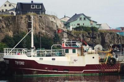 TN 1302 –  Vestufarið – ©FiskerForum - Foto: Ally