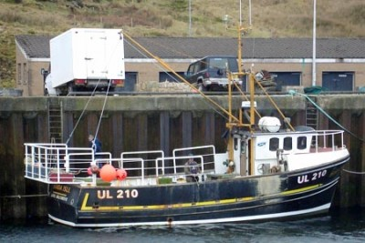 UL 210 –  Handa Isle – ©FiskerForum - Foto: Ally