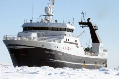M 23HØ –  Ocean Trawler – ©FiskerForum - Foto: AlwA