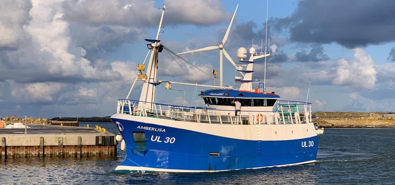 Read more about the article New Scottish crabber looking for luck in Denmark
