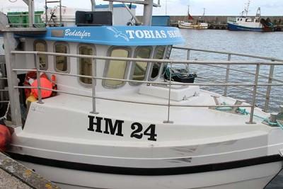 HM 24 –  TOBIAS-SKØDT – ©FiskerForum - Foto: AneJ