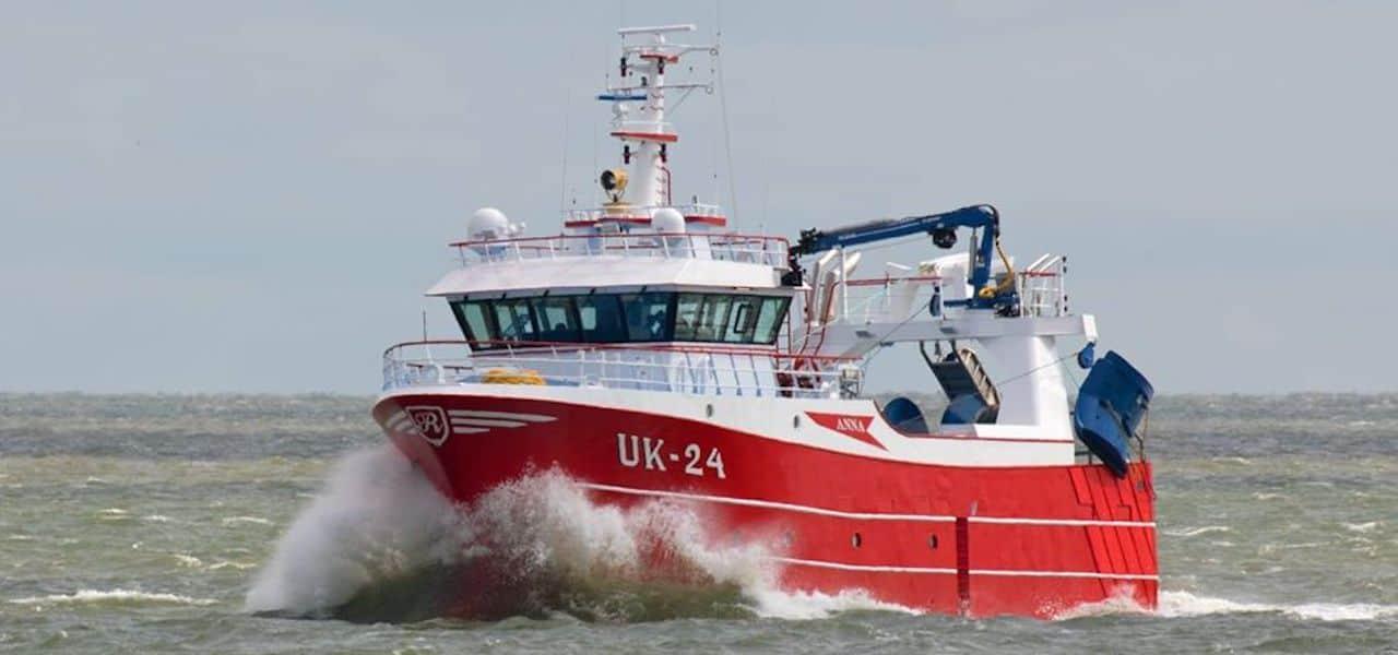 Urk skipper's new design twin-rigger