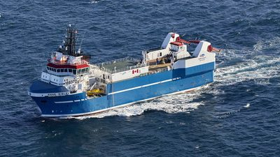 Anne Risley joins Canadian clam fishery
