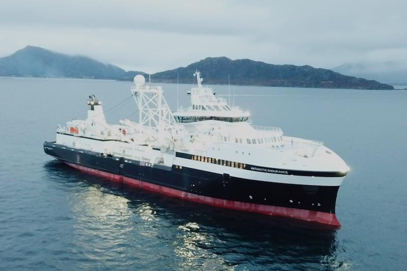 Aker BioMarine christens new krill catcher
