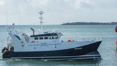 New trawler delivered by Piriou