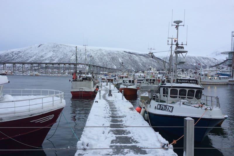 Arctic high seas agreement
