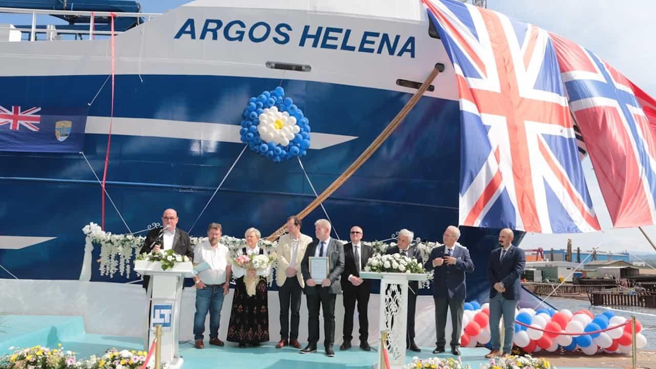 Read more about the article Southern Ocean longliner delivered to Ervik Havfiske