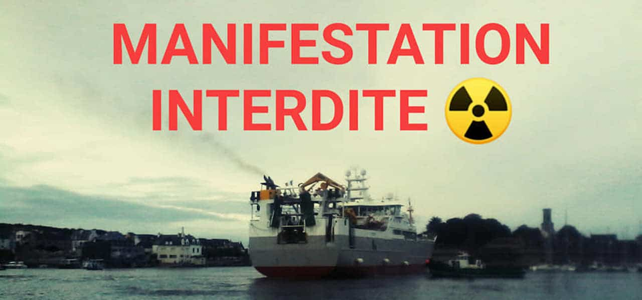 Read more about the article Concarneau protest called off
