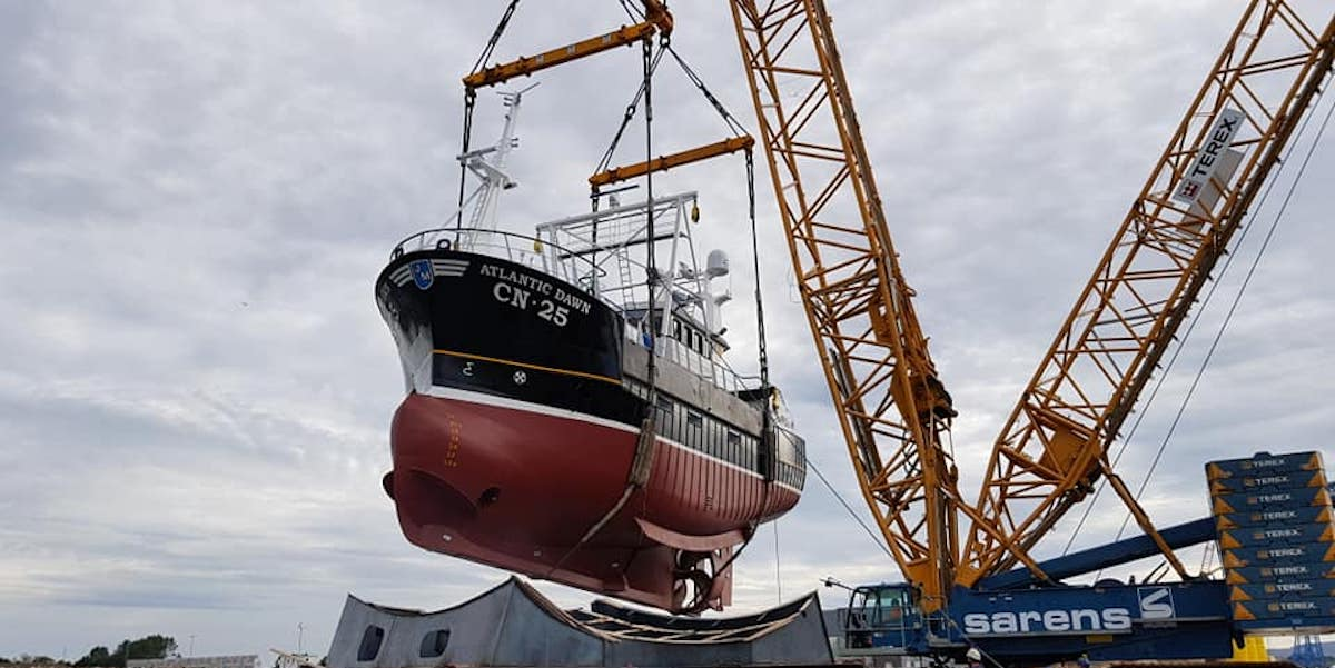 27 shipyards under one roof