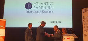 Atlantic Sapphire Wins European 'Star of Innovation' Award