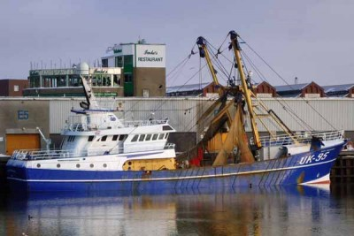 UK 95 –  AART  MAASKANT – ©FiskerForum - Foto: Atlantic-Mackerel