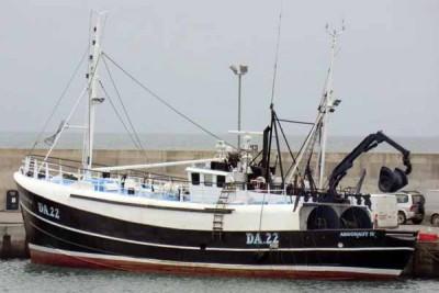 DA 22 –  Argonaut IV – ©FiskerForum - Foto: Atlantic-Mackerel