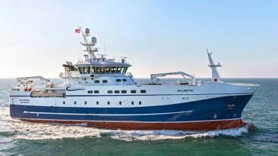 Unique longliner/seine netter for Norwegian company