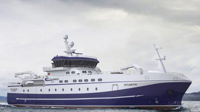New generation longliner/seine netter for Ålesund