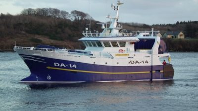 New Audacious completed in Killybegs