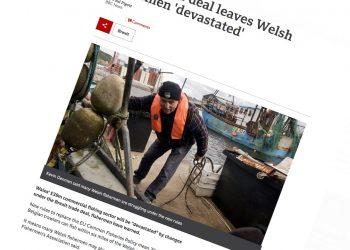Nogen må da for pokker have en fordel ud af Brexit's fiskeriaftale