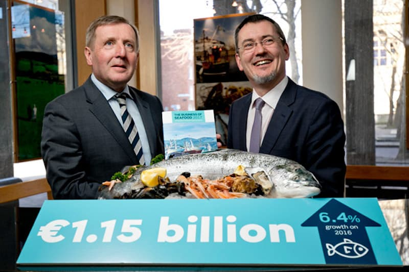 Value of Ireland's seafood hits €1.15 billion
