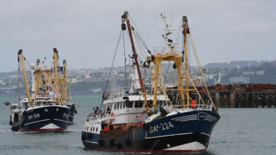Fisheries Bill heads for Parliament