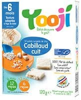 The world's first MSC-certified babyfood product