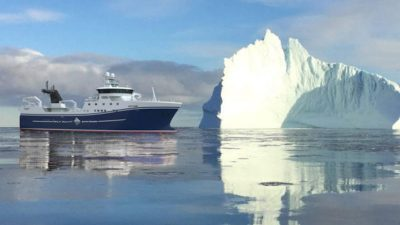 Baffin Fisheries plans new 75m trawler