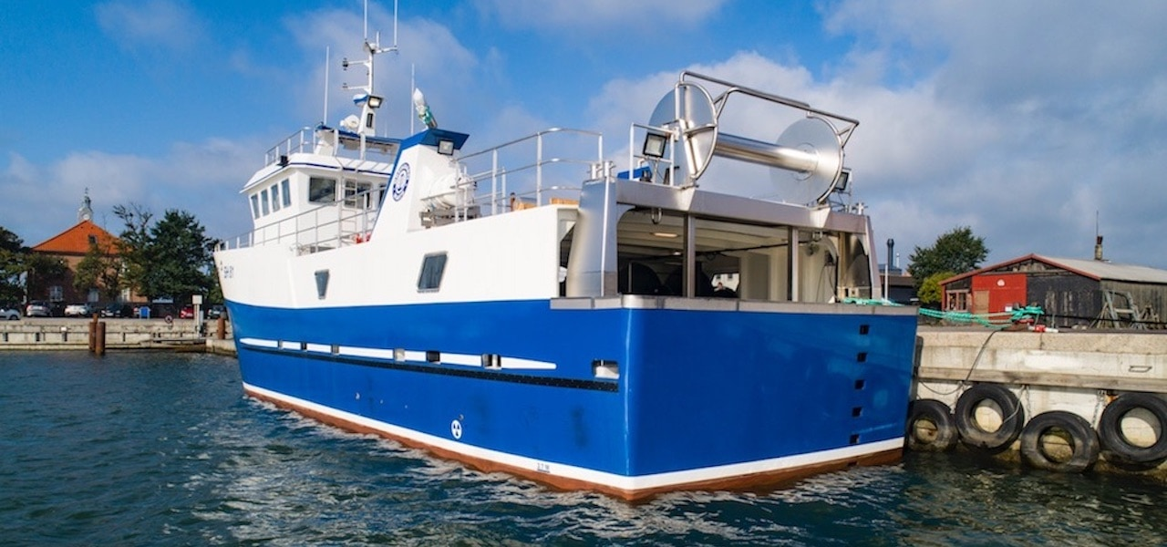Bredgaard delivers Iceland's largest GRP fishing vessel