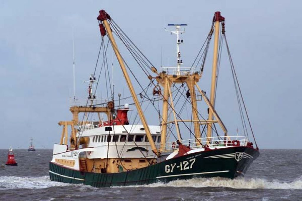 GY 127 – HENDRIKA JACOBA – ©FiskerForum - Foto: Barend-from-Harlingen