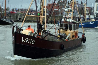 WK 10 –  JOHANNA – ©FiskerForum - Foto: Barend-from-Harlingen