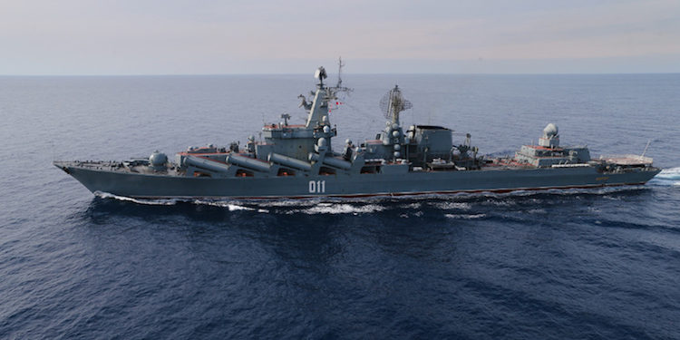 Russian manoeuvres in the Barents Sea have disrupted fishing and shipping - @ Fiskerforum