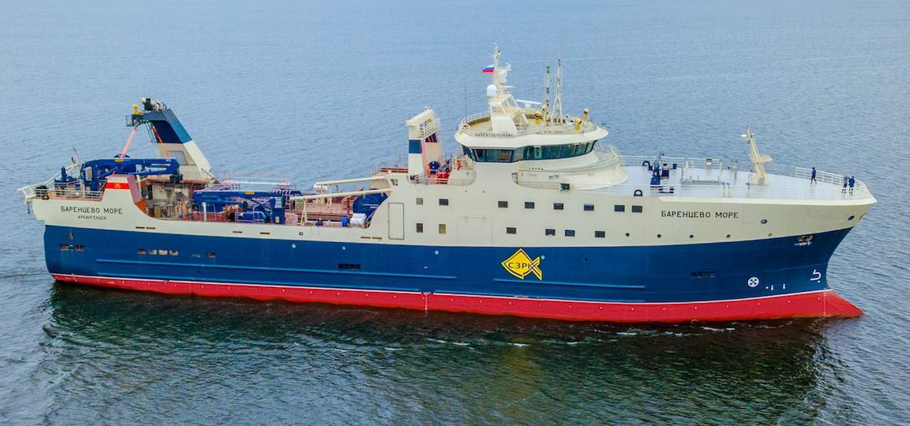 First of new generation Russian fleet delivered