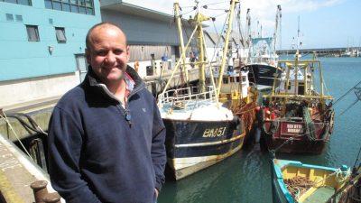 Brixham auction goes online